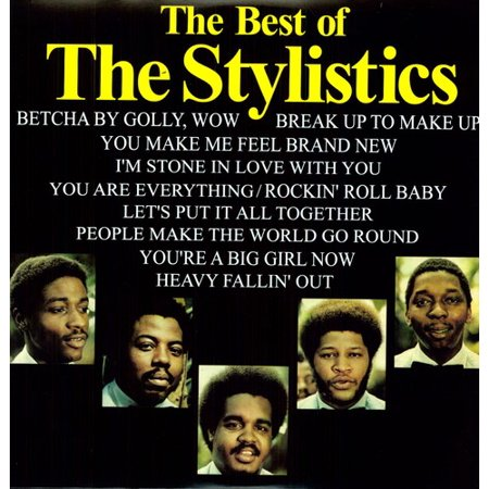 The Best Of The Stylistics (Vinyl)