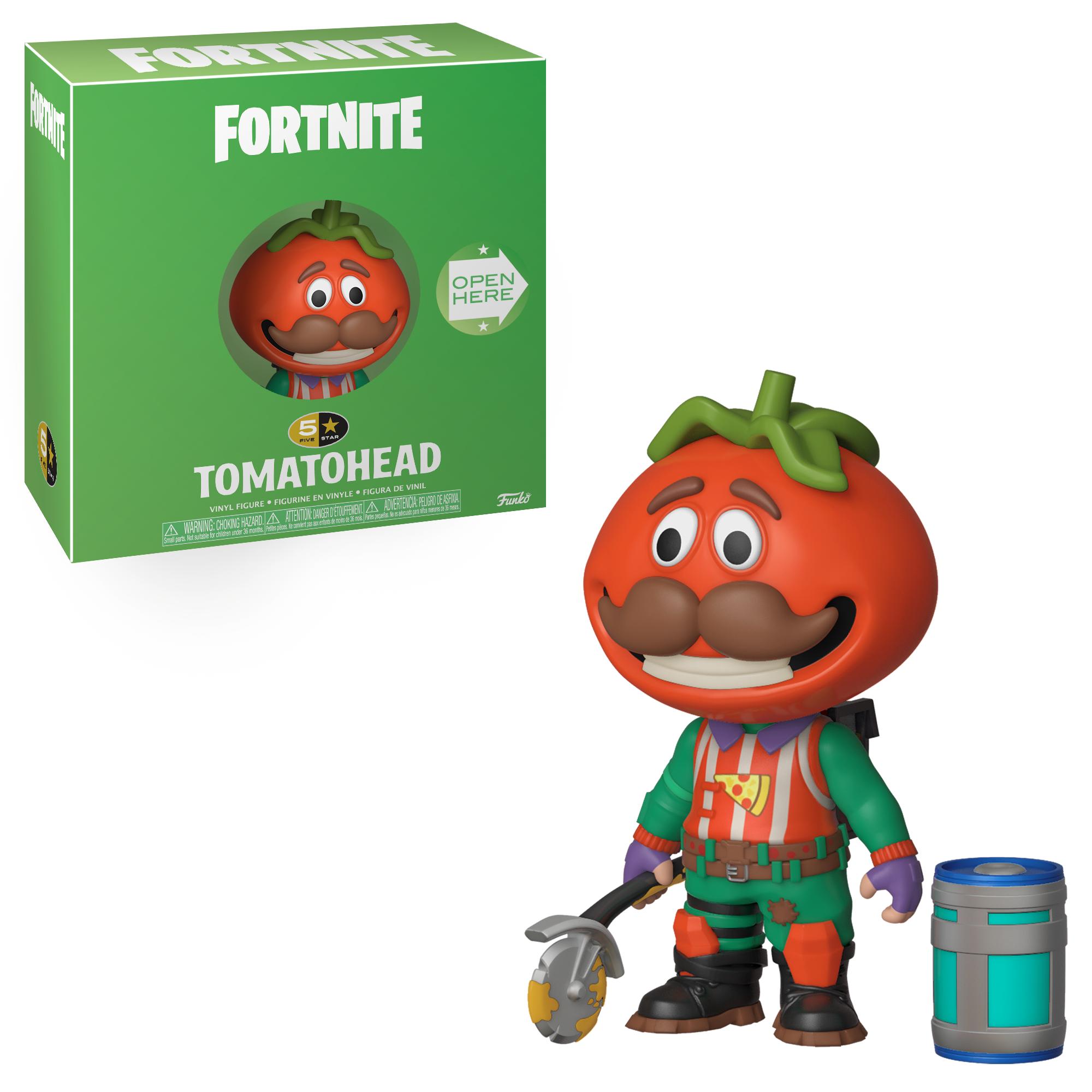 Funko 5 Star: Fortnite S1a - Tomatohead