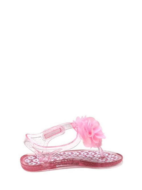 1bd25f12f735 Check Inventory. Wonder Nation Toddler Girls  Sparkle Jelly Sandal