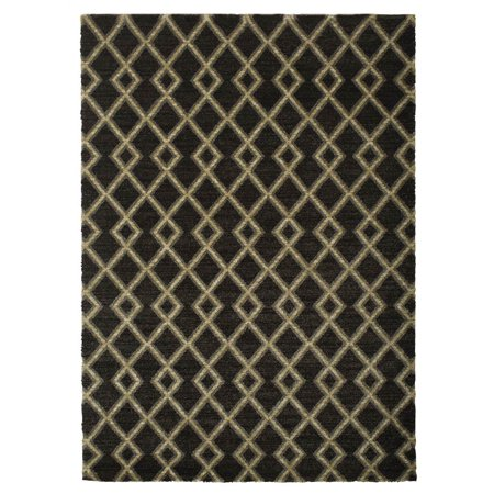 Image of Geometric Area Rug (10 ft. 6 in. L x 7 ft. 9 in. W)