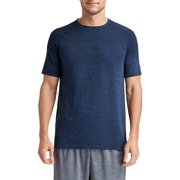 Russell Men's and Big Men's Seamless Performance Tee, up to 3XL