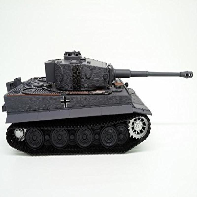 Taigen Late Tiger 1 (Plastic Version) 12022 Airsoft 2.4Gh...