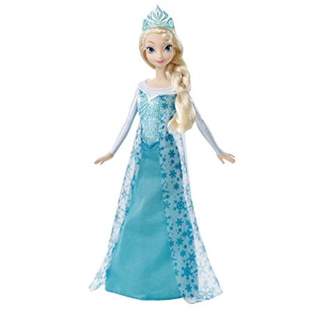 Elsa Snow Princess (Disney Frozen Sparkle Princess Elsa Doll(Discontinued by)