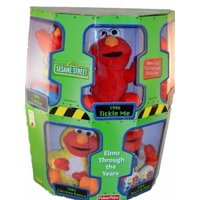 """Elmo Through the Years - Plush Collection With Five 7"""" Elmos"""
