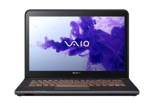 REFURBISHED Sony VAIO SVE14A27CXH 14-Inch Touch Laptop by Toshiba