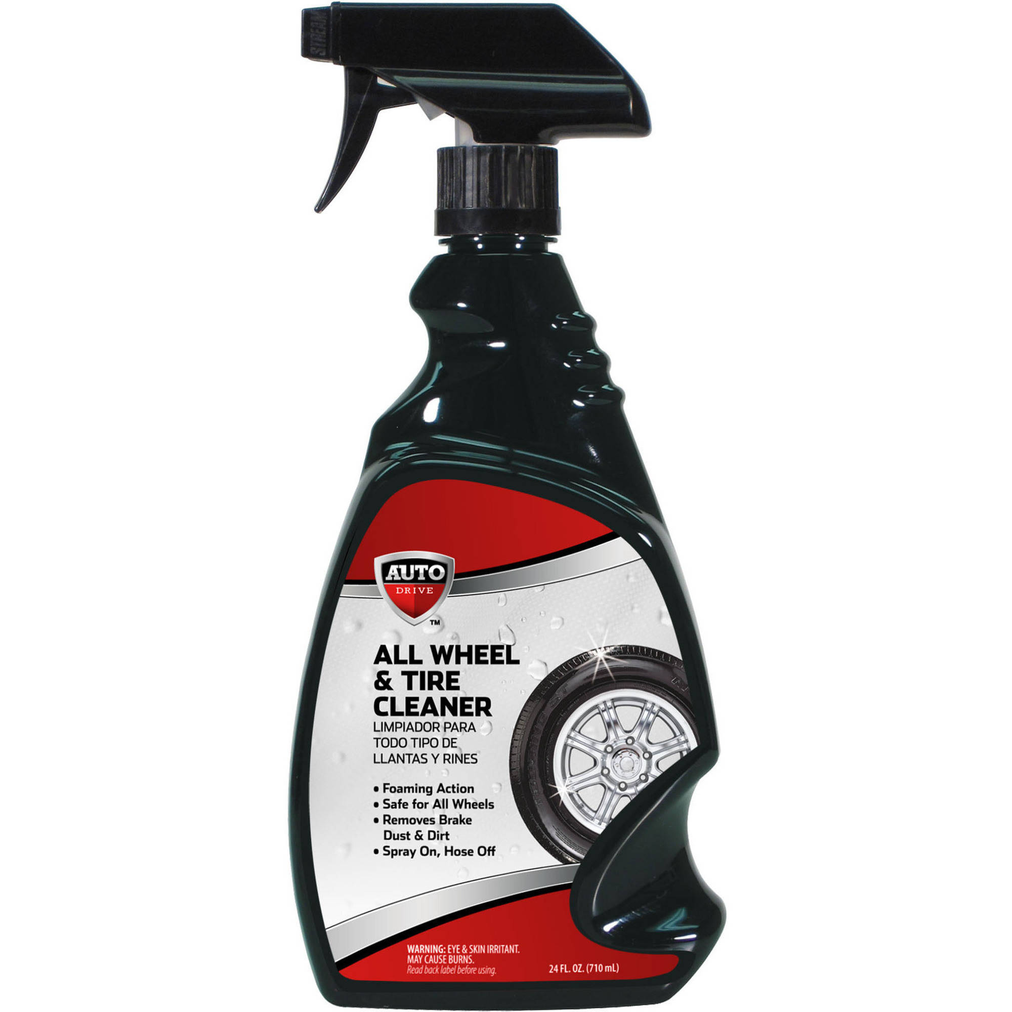 Auto Drive Wheel and Tire Cleaner, 24 oz