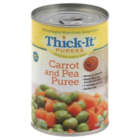 Thick-It Carrot and Pea Puree H303-F8800 15 oz 1 Each