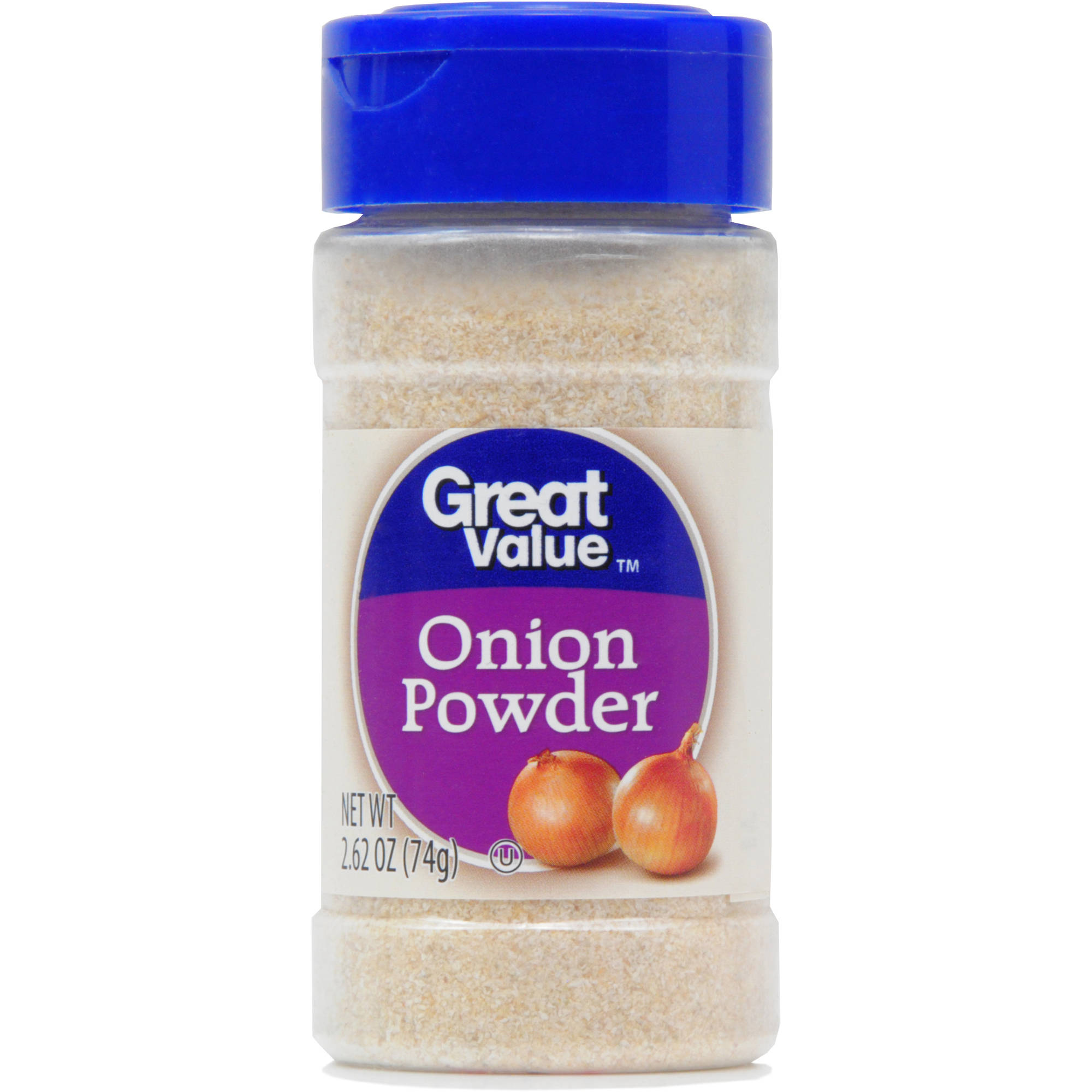 (2 Pack) Great Value Onion Powder, 2.62 oz