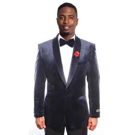 Silk Sport Coat Blazer - Empire Fox Men's Blazer Sport Coat Jacket