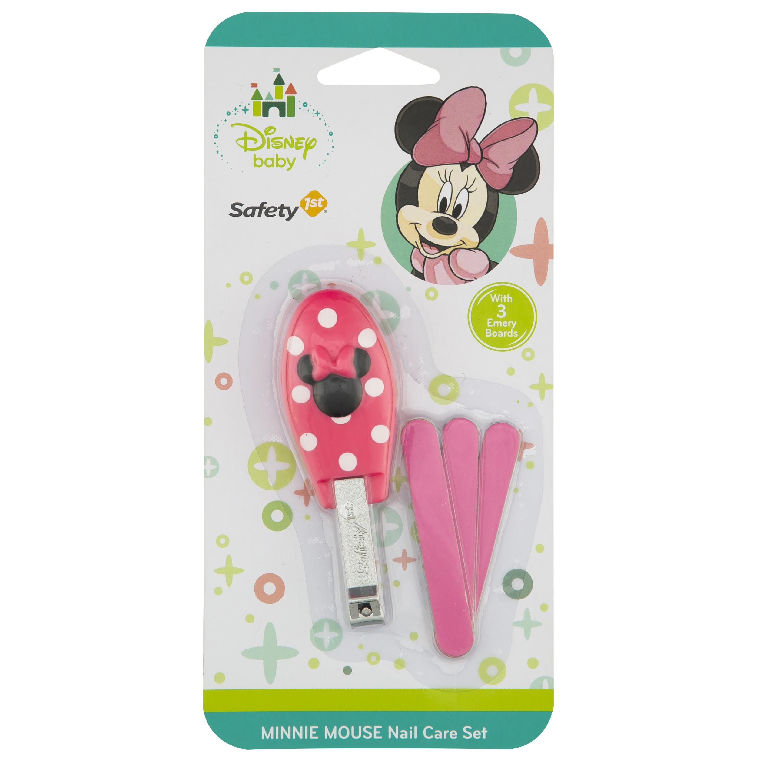 Disney Baby Minnie Nail Care Set, Minnie