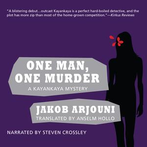 One Man, One Murder - Audiobook