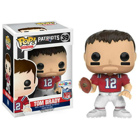 NFL Funko POP! Sports Tom Brady Vinyl Figure  Throwback Jersey  Walmart  In-Stock  59.99 80524d545