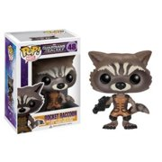 Pop Marvel: Guardians Of The Galaxy-rocket Raccoon Vinyl[bobble] (Funko, Llc)