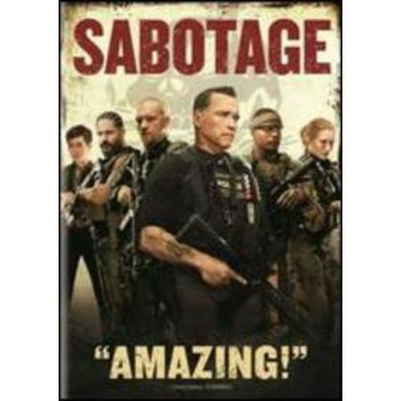 Sabotage  With Instawatch   Widescreen