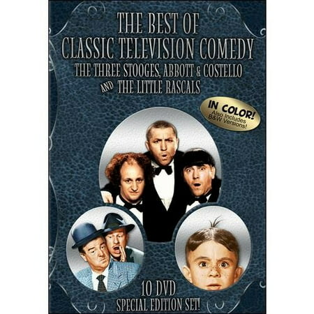 The Best Of Classic Television Comedy (Special Edition Set)