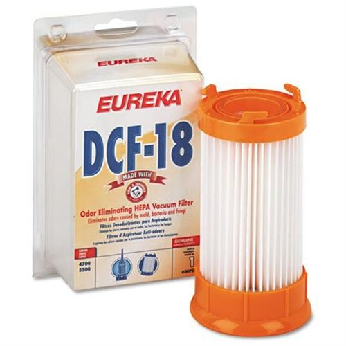 Electrolux Dust Cup Filter For Bagless Upright Vacuum Cleaner, DCF-18