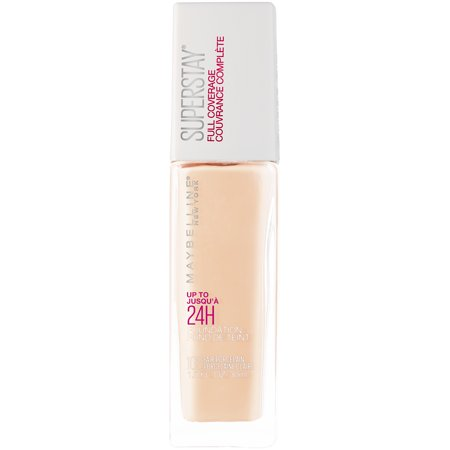 Maybelline Super Stay Full Coverage Foundation, Fair