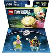 LEGO Dimensions The Simpsons Krusty Fun Pack (Universal)