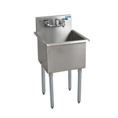 Budget Sink - BK Resources BK8BS-1-18-14 Budget Sink