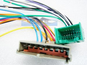 stereo wire harness ford crown victoria 95 96 97 (car radio wiring 2006 ford escape wiring harness stereo wire harness ford crown victoria 95 96 97 (car radio wiring installation parts)