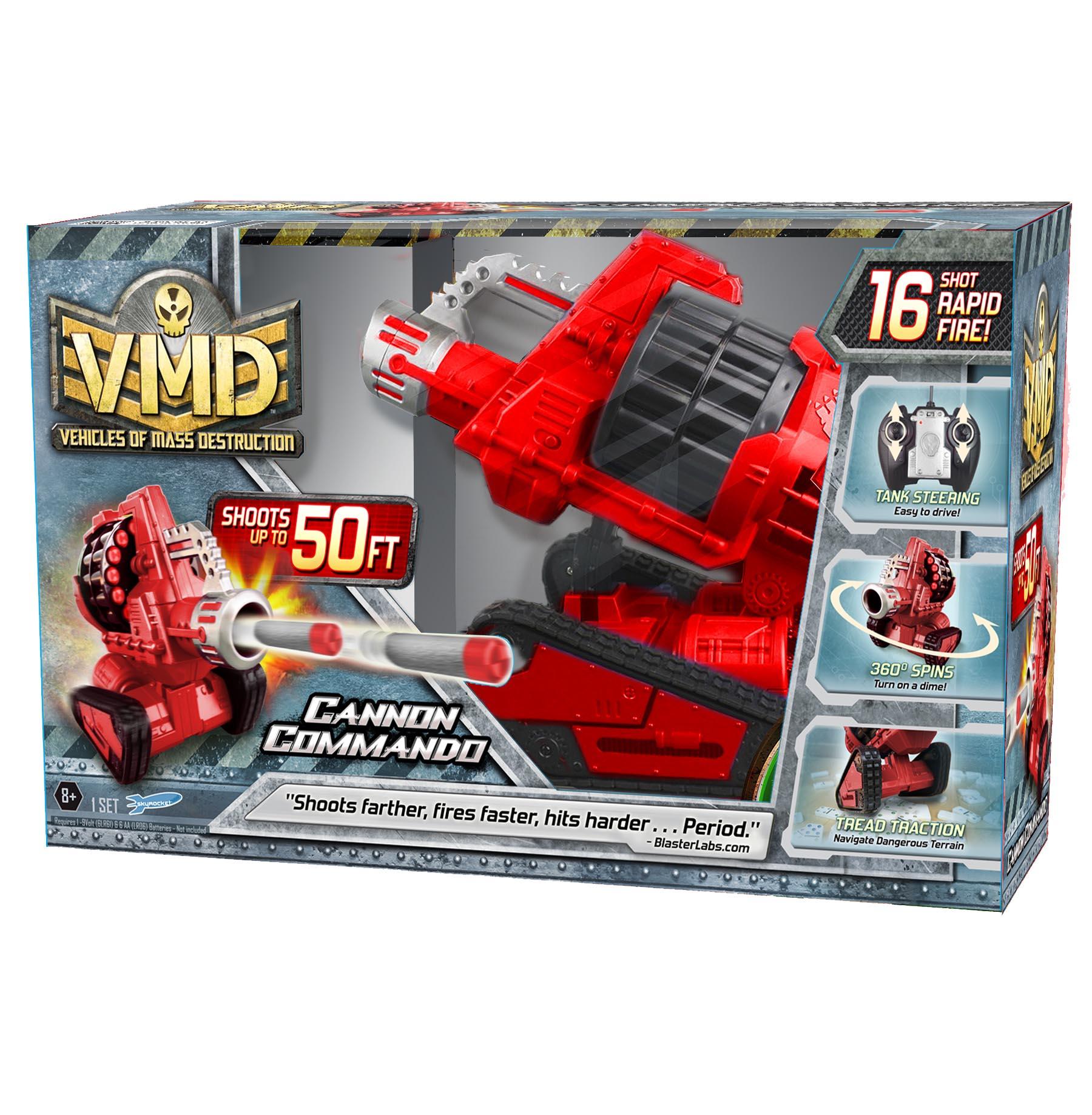 VMD Cannon Commando