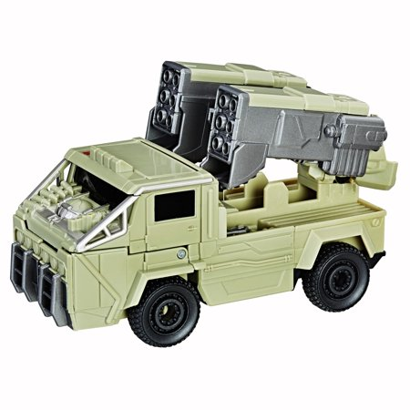 Transformers: The Last Knight -- Knight Armor Turbo Changer Autobot Hound (Old Knight Armor)