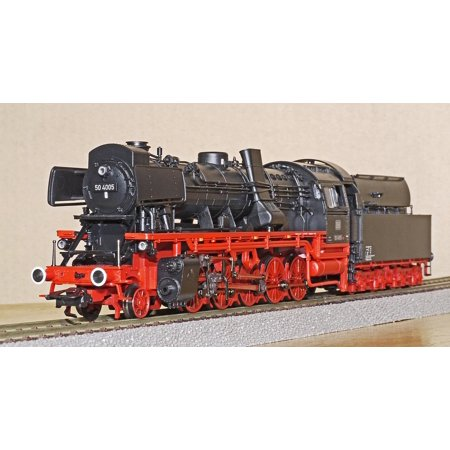 LAMINATED POSTER Special Design Steam Locomotive Model Scale H0 Poster Print 24 x