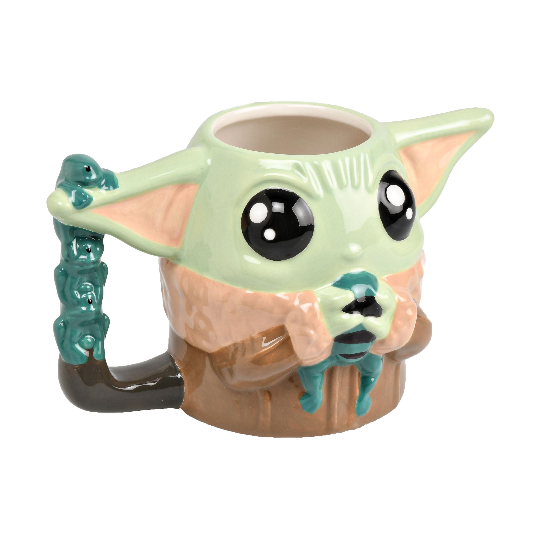 Zak Designs Baby Yoda Mug Walmart Com Walmart Com