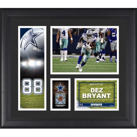 Dez Bryant Dallas Cowboys Framed 15