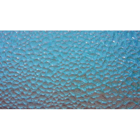 LAMINATED POSTER Pattern Condensation Fractal Water Drop Of Water Poster Print 24 x 36