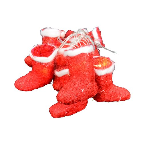 The Holiday Aisle Stocking Garland (Set of 2)