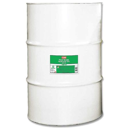 CRC Industries Food Grade Hydraulic Oil ISO 46,55 Gal 4223