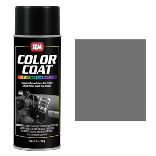 SEM Products 15393 Color Coat-medium Gray, Aerosol
