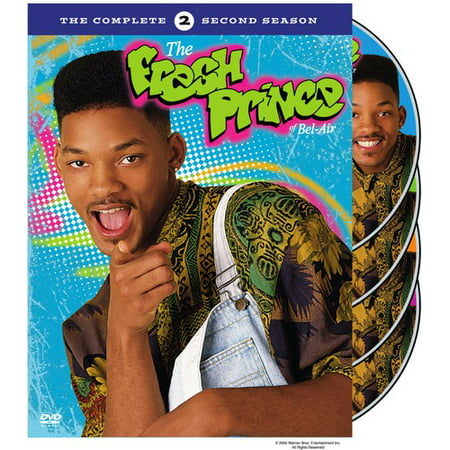 The Fresh Prince of Bel Air: The Complete Second