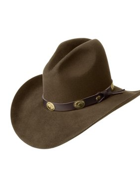 7f65ee1c4072c1 Product Image Bailey Cowboy Hat Mens Conchos Wool Gus Crease Tombstone  W0602G