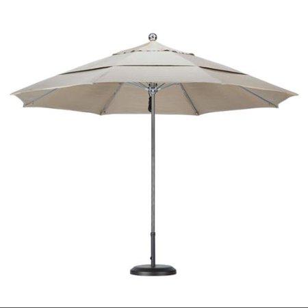 California Umbrella Umbrella Anodized Champagne
