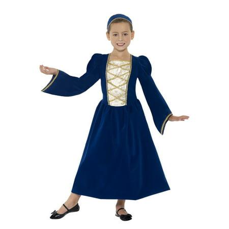 Tudor Princess Child Costume