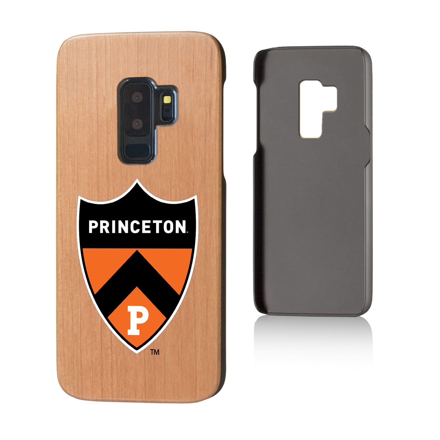 Princeton Tigers Insignia Cherry Case for Galaxy S9+ by Keyscaper