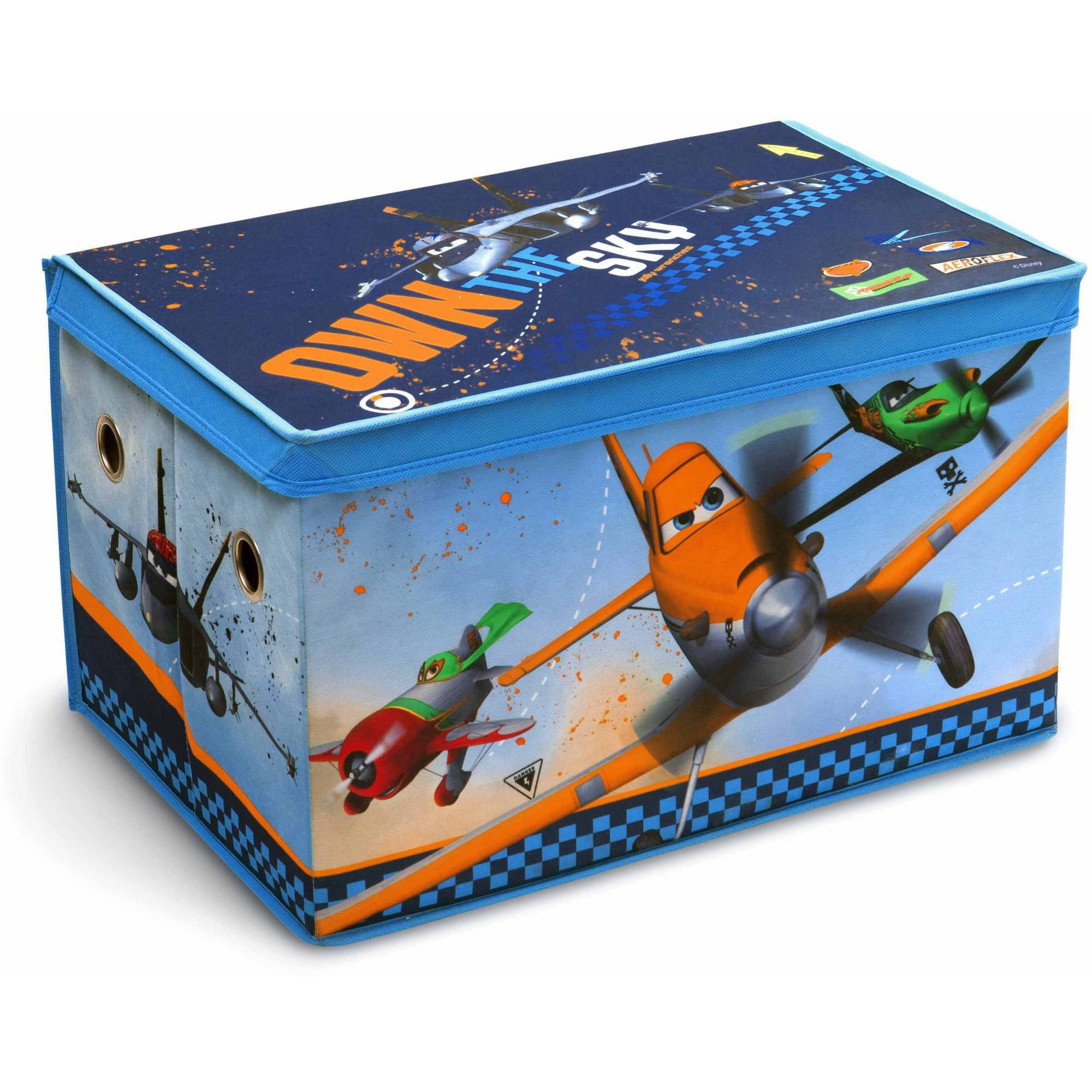 Disney by Delta Children Planes Collapsible Fabric Toy Box by Delta Children