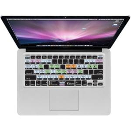KB Covers Mac OS X Shortcuts Keyboard Cover OSX-M-CC-2