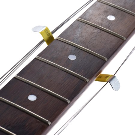 Guitar String Separator Luthier Frets Polish Strings Metal Separate Tool for Folk Classic Acoustic Electric Guitars Bass Repair Maintenance