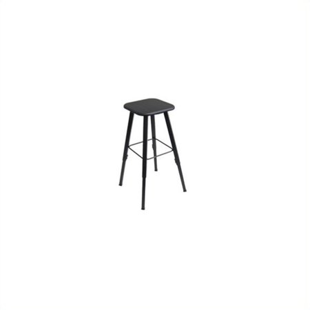 Safco AlphaBetter Student Adjustable Height Stool with Black Seat - image 1 of 1