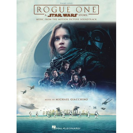Rogue One - A Star Wars Story Songbook - eBook