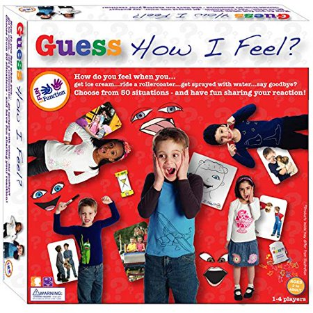 Guess How I Feel  Game   Social Skill Building Game
