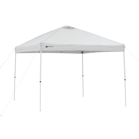 (Ozark Trail 10'x10' Instant Canopy, White)