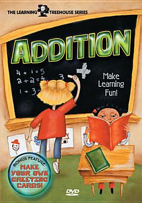 Learning Treehouse: Math Series Addition by TGG DIRECT