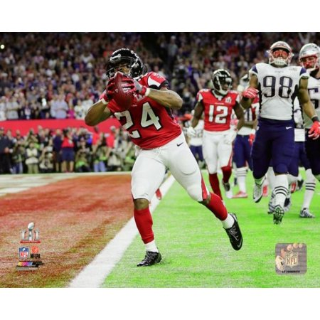 Devonta Freeman Touchdown Super Bowl Li Photo Print