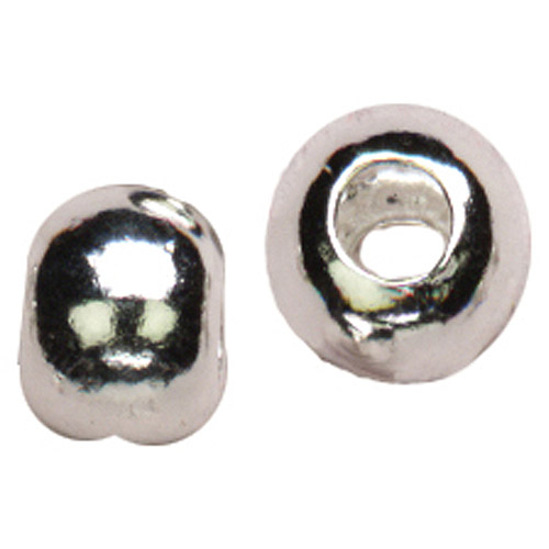 Cousin Sterling Elegance Genuine 925 Sterling Silver Beads & Findings, 3mm Round Bead, 34/pkg