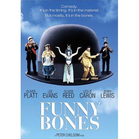 Funny Bones (DVD) - Funny Bones Halloween Song