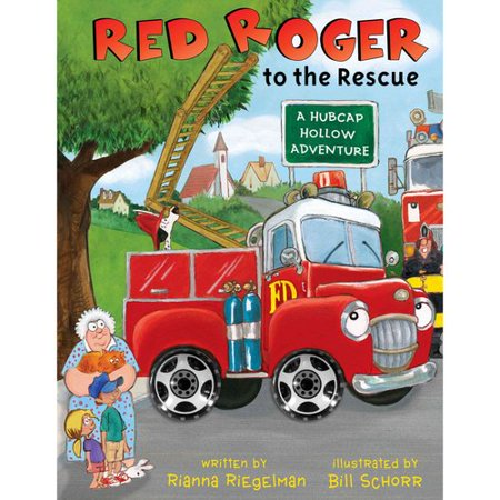 Red Roger to the Rescue by